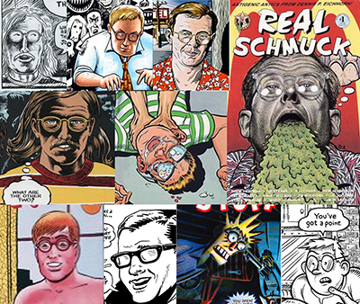 The Many Faces of Dennis Eichhorn