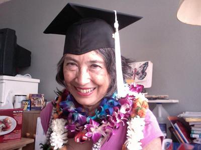 Lolita Celsi, ESL Graduate