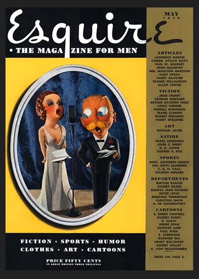 ESQUIRE Magazine, 1937
